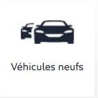vehicules neufs