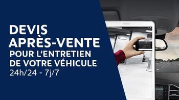 Devis après vente pour l'entretien de votre véhicule